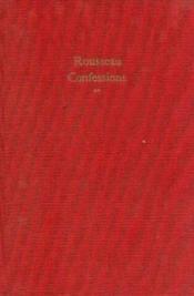 Les confessions, tome 2 - Couverture - Format classique