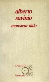 Monsieur dido - Couverture - Format classique