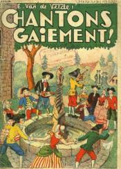 Chantons Gaiement ! - Couverture - Format classique