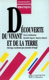 Decouverte Du Vivant Et De La Terre - Couverture - Format classique