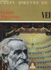 Chefs D'Oeuvres De L'Art N°20 - Grands Musiciens - Verdi (Ii) - Couverture - Format classique
