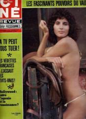 Cine Revue - Tele-Programmes - 57e Annee - N° 9 - Nasty Habits - Couverture - Format classique