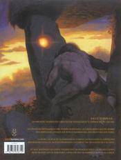 Millénaire t.3 ; l'haleine du diable - 4ème de couverture - Format classique