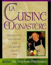La Cuisine Du Monastere - Couverture - Format classique