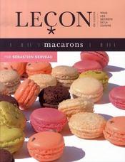 Macarons - Intérieur - Format classique