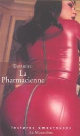 La pharmacienne - Couverture - Format classique