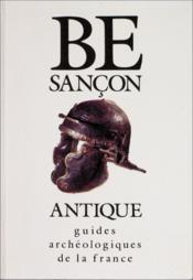 Besançon antique - Couverture - Format classique