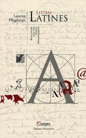 Lettres latines ; rencontre avec des formes remarquables - Intérieur - Format classique