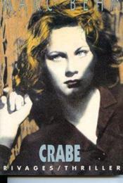 Crabe - Couverture - Format classique