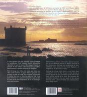 Essaouira mogador ; parfums d'enfance - 4ème de couverture - Format classique