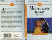 Merveilleuse Maggie - Mad About Maggie - Couverture - Format classique