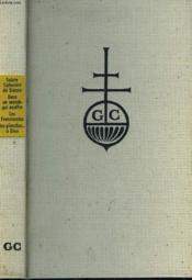 Sainte Catherine De Sienne / Dans Un Monde Qui Souffe / Les Franciscains / Des Planches... A Dieu - Couverture - Format classique
