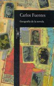 Geografia De La Novela - Couverture - Format classique