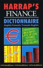 Harrap'S Finance - Intérieur - Format classique