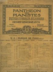 Romance - Op.28 Pour Piano. - Couverture - Format classique