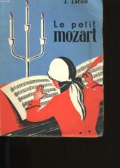 Le Petit Mozart. - Couverture - Format classique