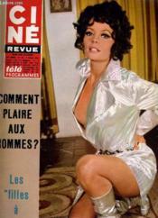 Cine Revue - Tele-Programmes - 48e Annee - N° 10 - General Custer De L'Ouest - Couverture - Format classique