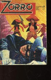 Zorro N°48 - Couverture - Format classique