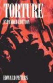 Torture - Couverture - Format classique
