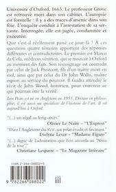 Le cercle de la croix - 4ème de couverture - Format classique