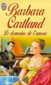 Domaine de l'amour (le) - Couverture - Format classique
