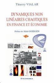 Dynamiques Non Lineaires, Chaotiques En Finance Et Economie - Intérieur - Format classique