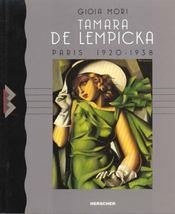 Tamara De Lempicka - Intérieur - Format classique