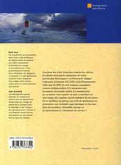 Les phares de france - 4ème de couverture - Format classique