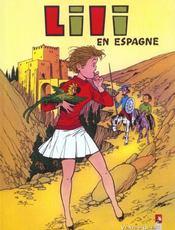 Lili t.17 ; Lili en Espagne - Intérieur - Format classique
