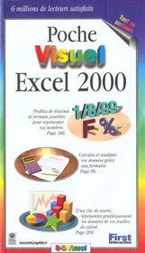 Poche visuel excel 2000 - Intérieur - Format classique