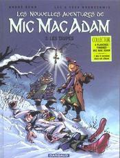Mic Mac Adam t.3 ; les taupes - Intérieur - Format classique