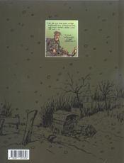 Mic Mac Adam t.3 ; les taupes - 4ème de couverture - Format classique