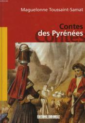 Contes des Pyrénées - Couverture - Format classique