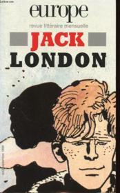 Europe Jack London N844 845 - Couverture - Format classique