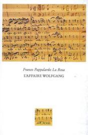 L'affaire wolfgang - Couverture - Format classique