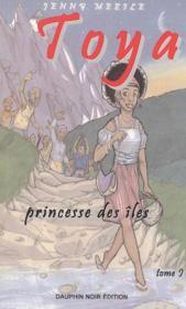 Toya, Princesse Des Iles - Couverture - Format classique