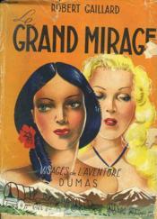 Le Grand Mirage - Couverture - Format classique