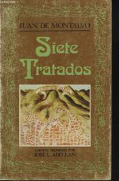 Siete Tratados - Couverture - Format classique
