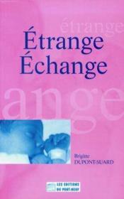 Etrange Echange - Couverture - Format classique