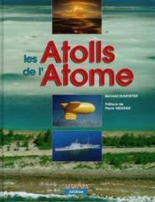 L'atoll de l'atome - Couverture - Format classique