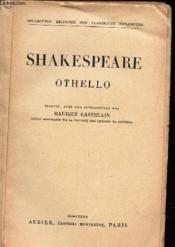 Othello / Collection Bilingue Des Classiques Etrangers. - Couverture - Format classique