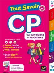 Tout savoir ; CP - Couverture - Format classique
