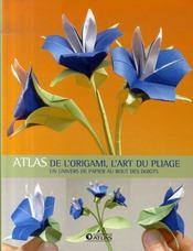 Atlas de l'origami, l'art du pliage - Intérieur - Format classique