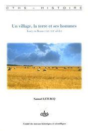 Un village, la terre et ses hommes ; toury-en-beauce - Intérieur - Format classique