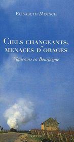 Ciels changeants, menaces d'orages - Intérieur - Format classique