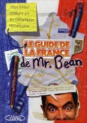 Le guide de la france de mr bean - Intérieur - Format classique