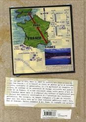 Le guide de la france de mr bean - 4ème de couverture - Format classique