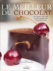 Le meilleur du chocolat - Intérieur - Format classique