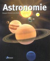 Astronomie - Intérieur - Format classique