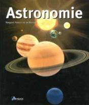 Astronomie - Couverture - Format classique